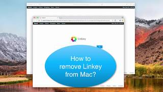 Search.linkeymac.com (Linkey) removal from Mac OS X.