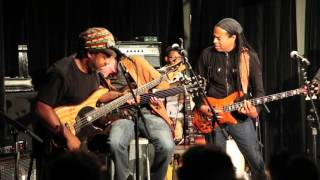 """Wimbish Jam"" - Berklee Bass Summit II - ft. Wimbish, Gwizdala, Willis, Wooten, Patitucci, & Bailey"