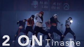 tinashe 2 on choreography by euanflow alien dance studio