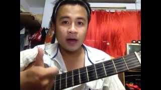 Hướng dẫn học guitar cấp tốc - video 2 ( Cung và nữa cung )