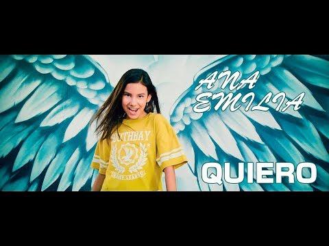 Ana Emilia - QUIERO (Official Video)