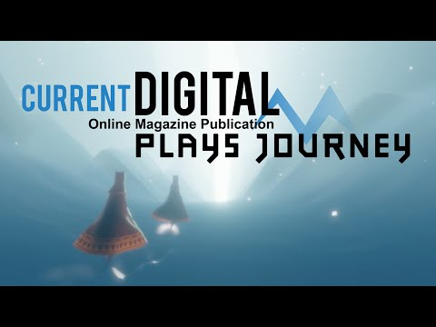 CDM Plays Journey PS4 to Completion in 1080p 60fps