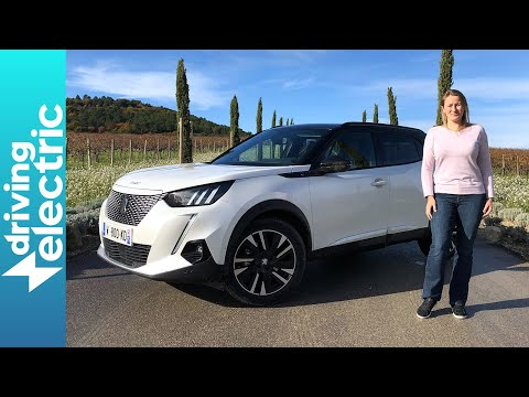Peugeot e-2008 first drive – DrivingElectric