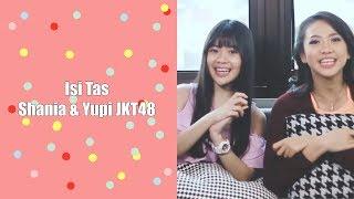 ISI TAS SHANIA & YUPI JKT48