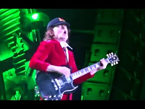 "C/DC's Angus Young on how they chose the title ""Power Up"" for new album - interview posted"