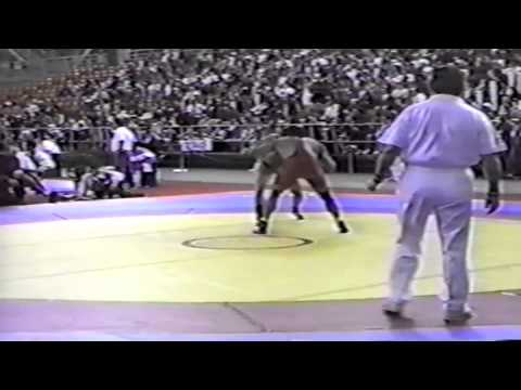 1994 World Cup: 100 kg Mark Kerr (USA) vs. Sergey Kovalevski (RUS)