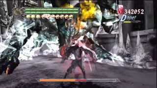DEVIL MAY CRY 3 HD ALL BOSS FIGHTS[PLAYSTATION 3]