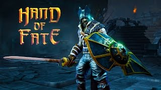 Hand of Fate Gameplay (PC HD)