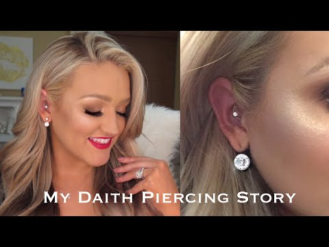 My Daith Piercing Story | Does It Really Work For Migraines?!?