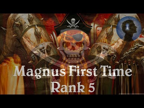 Magnus First Time Rank 5
