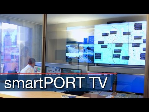 The Port Road Management Center in Hamburg [ENG]