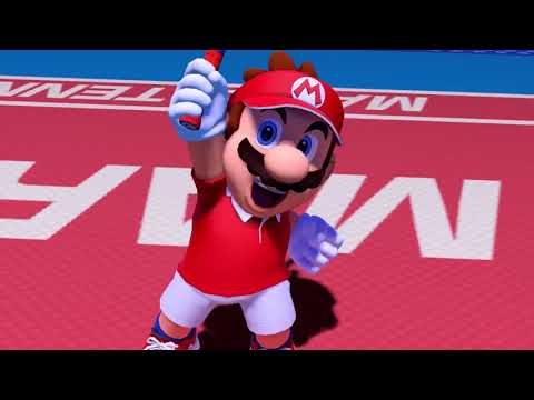 Mario Tennis Aces - First Gameplay Trailer