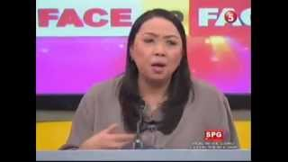 Face To Face TV5 October 22, 2012 Part 4
