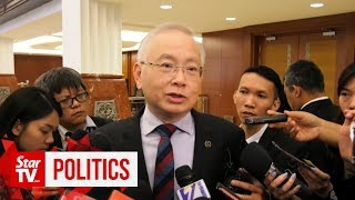 Dr Wee speaks out against fear-mongering tactics during Tg Piai campaign