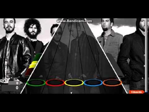 Faint por Linkin Park •Guitar Flash• [FÁCIL(9322)] RÉCORD
