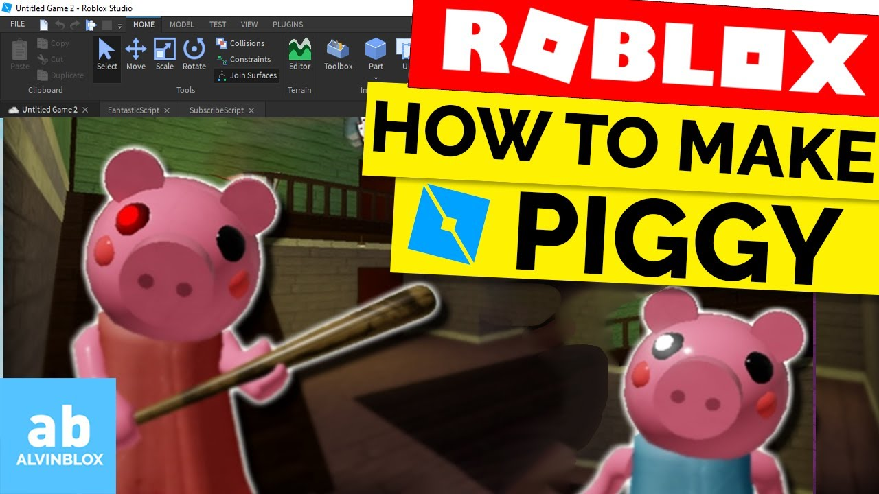 Download How To Make A Piggy Game In Roblox - Piggy / Granny Tutorial - Ep 1