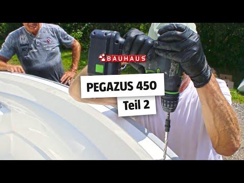 Motorboot selber bauen ► Reling montieren ⚓ BAUHAUS Nautic (Teil 2)