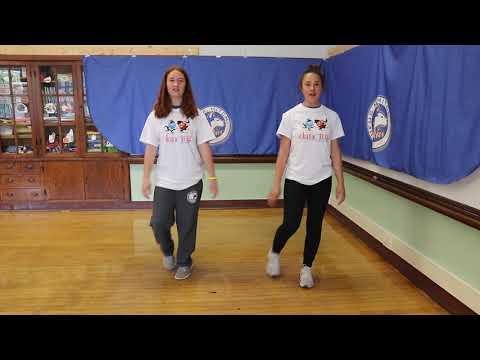 Hitch Elementary School Students teach the Charleston
