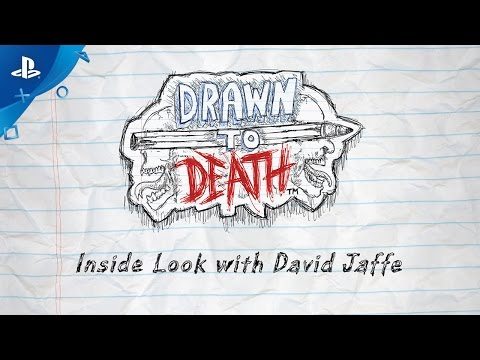 Sketchy shooter Drawn to Death coming to PS4 in April