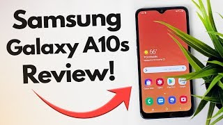 Samsung Galaxy A10s - Complete Review! (Only $129)