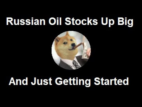 Russian Oil is Looking Better Every Day Pt 1. The Western Oil Narrative. Gazprom / Lukoil Stock