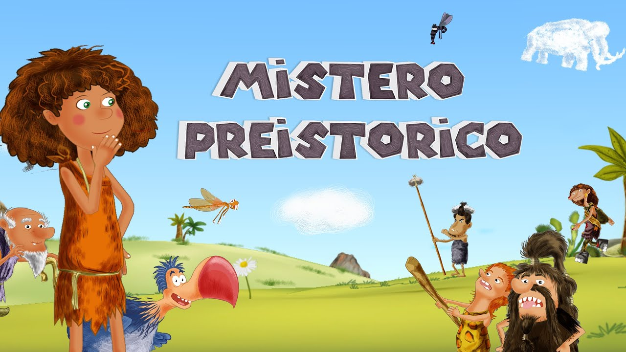 Mistero preistorico app trailer youtube