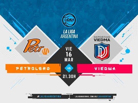 #LaLigaArgentina | 16.03.2018 Petrolero vs. Deportivo Viedma