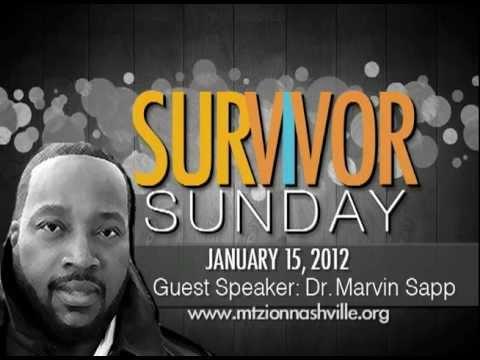 Survivor Sunday Promo 2012 Mt. Zion Baptist Church Nashville, TN