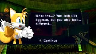 Sonic Rivals 2 part 5 Mystic Haunt Zone