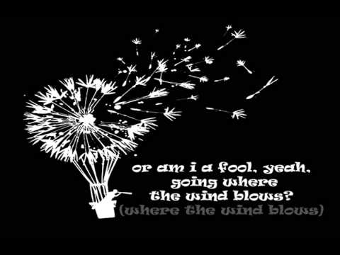Mr. Big - Goin' Where The Wind Blows + Lyrics