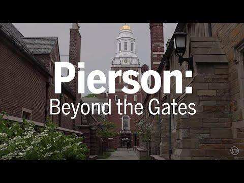Pierson: Beyond the Gates