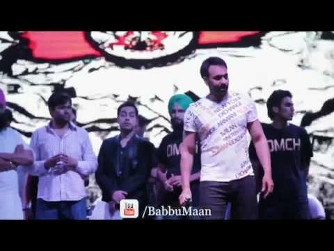 Babbu MaanLudhiana College2016 Latest Punjabi Songs 2016 Babbu Maan Live Shows 2016