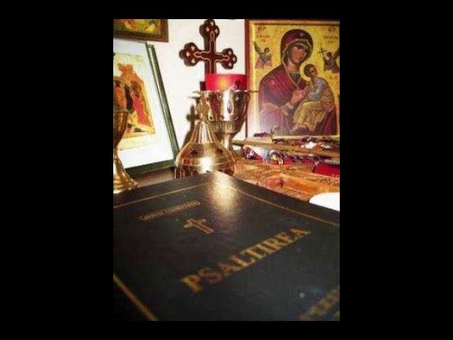 Puterea Psaltirii - Catisma intai - Sfanta Scriptura Ortodoxa