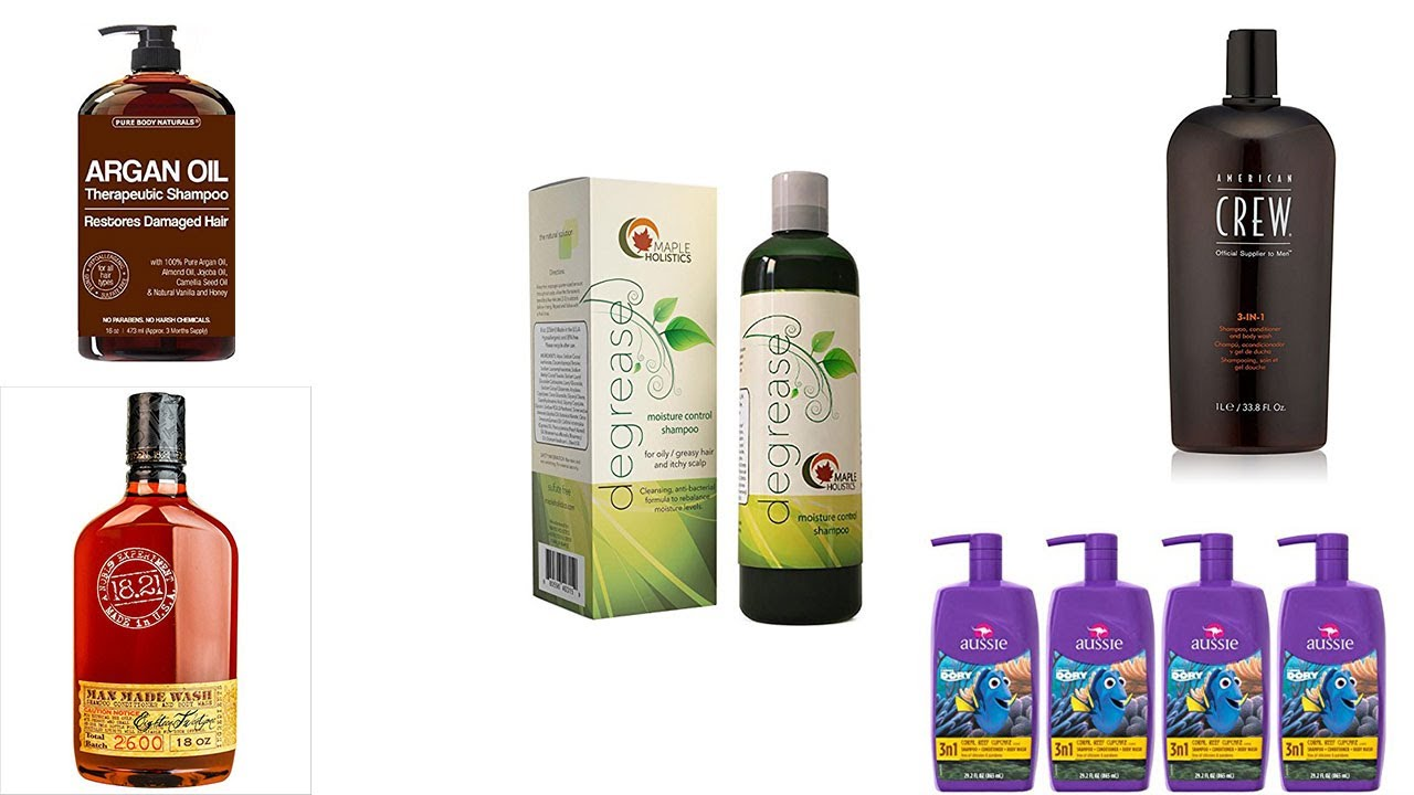 5ac56604f3ac Top 5 Best 3 in 1 Shampoo Reviews
