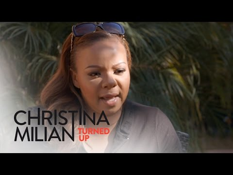 Christina Milian Turned Up | Christina Milian Storms Out of Nasty Fight With Mom | E!