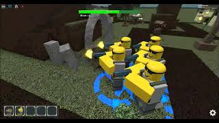 Roblox Tower Defense Simulator | How far can you go with only Scout?