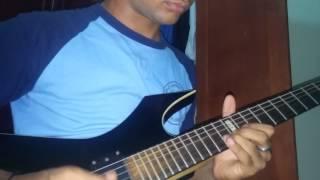 Romeo Santos - Necio ft Carlos Santana solo cover