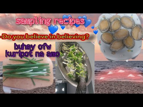 2 KINDS DISHES/FRESH ABALONE/STEAMED FISH (KARPA FISH