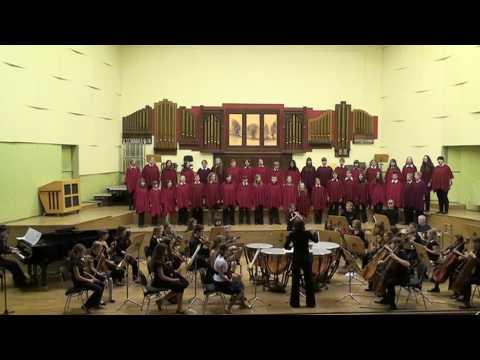 """""""Vois Sur Ton Chemin"""" Pan od muzyki Szkoła Muzyczna I st. Wrocław Filharmonia Wrocławska"""