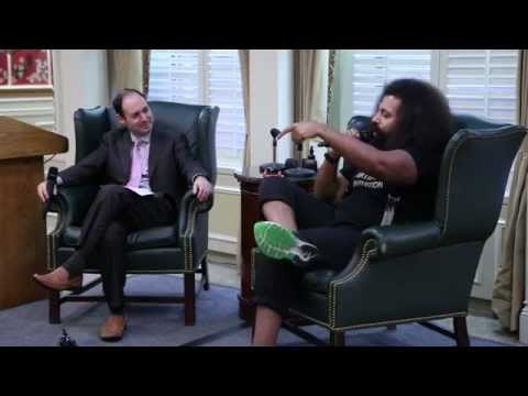Reggie Watts On Opening For & Meeting The Rolling Stones