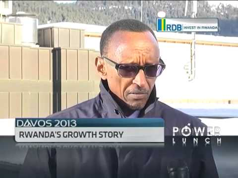 Rwanda's Growth Story with Paul Kagame
