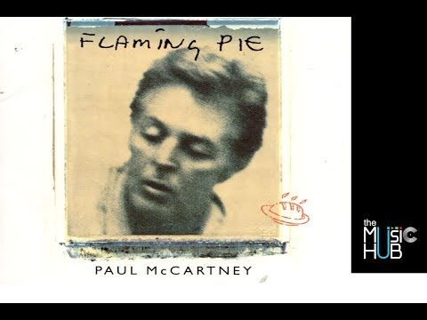 PAUL McCARTNEY ❉ Flaming Pie [full vinyl album]