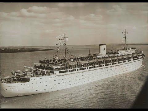 m.v. Wilhelm Gustloff - Ship without classes - (Part I) - German Propaganda film