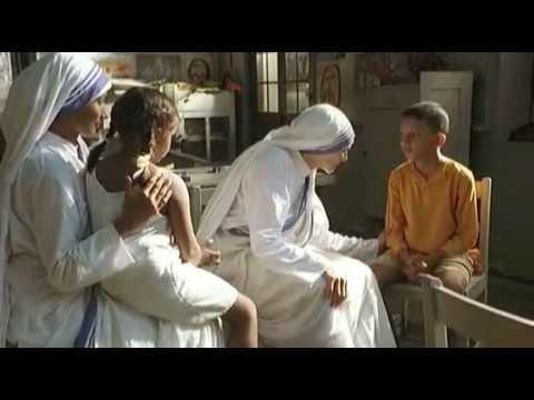 La vie de Mère Teresa de Calcutta.  film complet