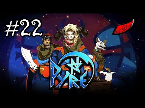 InkEyes Plays: Pyre - #22 Mad Voice (Storyrich Partybased RPG Sportsball)