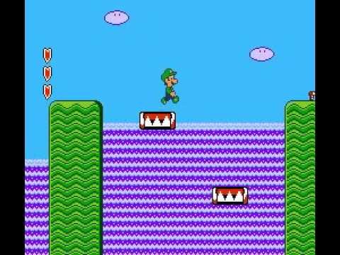Super Mario Bros 2 Bowser S Edition Nes Rom Hack Youtube