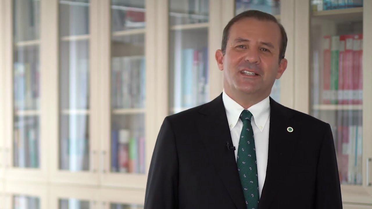 TİDE Yönetim Kurulu Başkanı İbrahim Murat Çağlar'ın 25. Yıl Mesajı - YouTube
