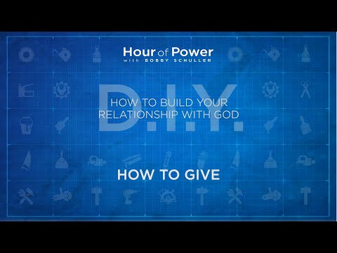 DIY: How To Give - Hour of Power New Zealand
