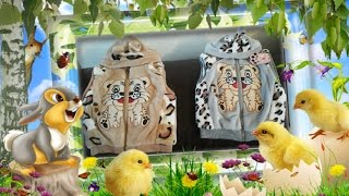 Aliexpress children vest детские меховые жилетки(жилетки http://ru.aliexpress.com/item/Spring-2014-Korean-version-of-the-cartoon-tiger-wool-vest-children-vest-free-shipping/1673430398.html., 2014-09-13T08:23:02.000Z)