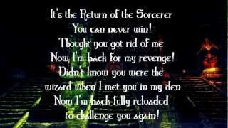 K-Rino - Return of the Sorcerer (Lyrics)